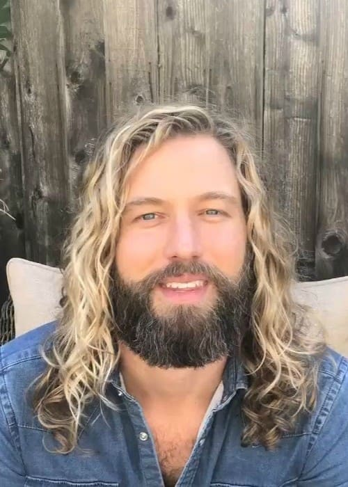 Casey James in an Instagram post as seen in April 2019