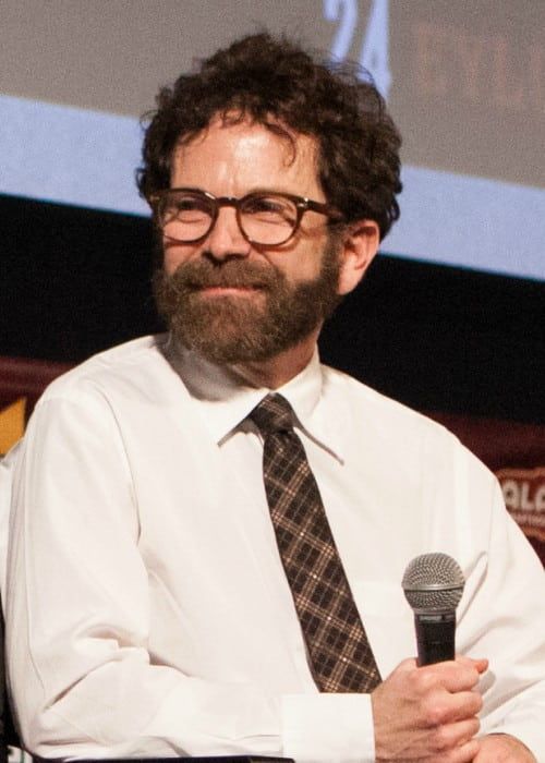 Charlie Kaufman as seen in September 2015