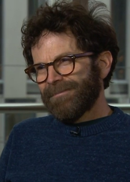 Charlie Kaufman during an interview in January 2016