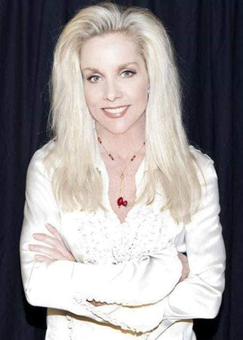 Cherie Currie as seen in July 2019