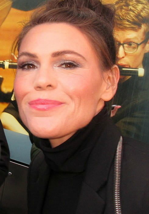 Clea DuVall during an event in March 2019