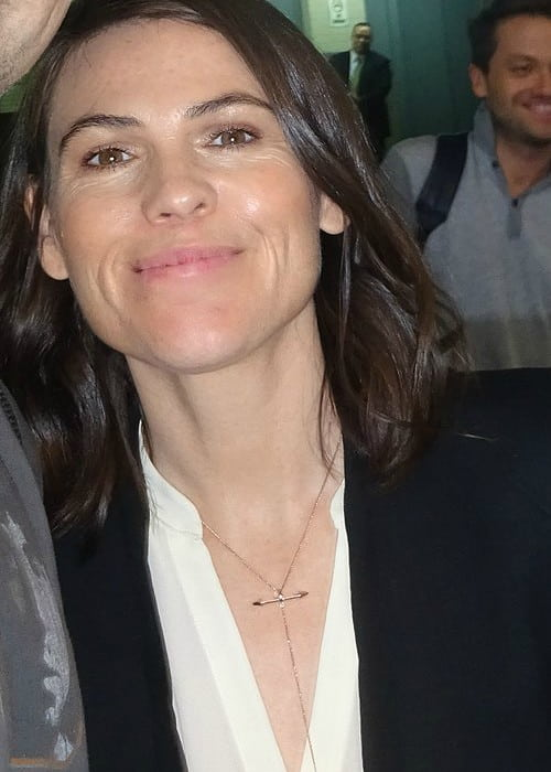 Clea DuVall in New York City as seen in August 2016