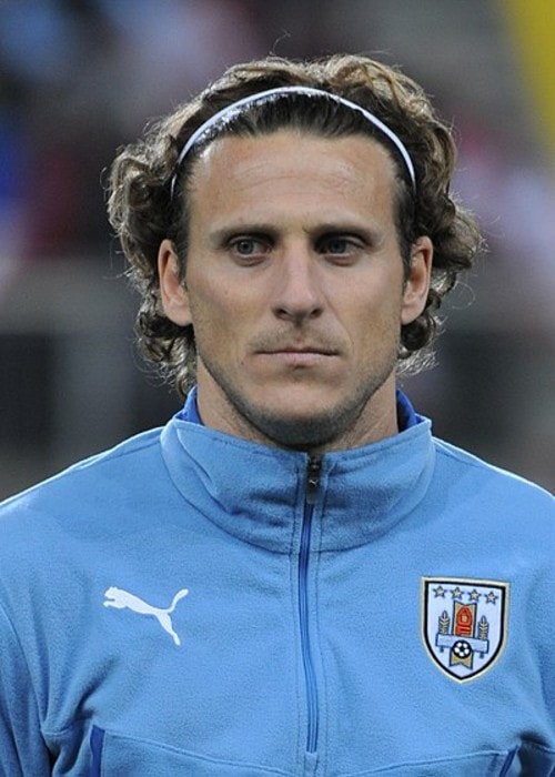 Diego Forlán as seen in March 2014