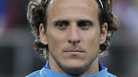 Diego Forlán Height, Weight, Age, Body Statistics