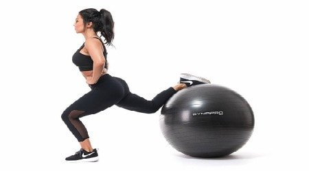 DynaPro Exercise Ball Review