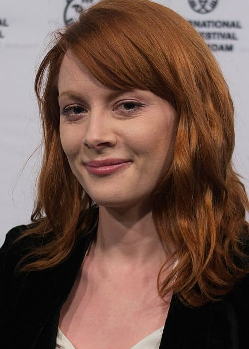 Emily Beecham during an event as seen in January 2017
