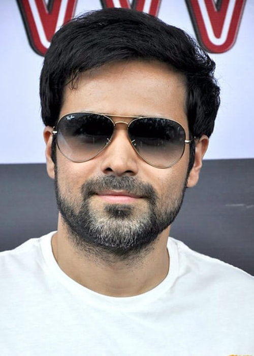Emraan Hashmi as seen at a promotional event for his film Jannat 2 in April 2012