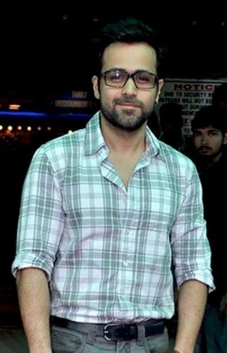 Emraan Hashmi as seen at the promotional event for his film The Dirty Picture in January 2013