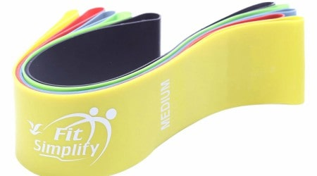 Fit Simplify Resistance Loop Exercise Bands Review