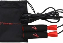 Fitness Factor Adjustable Jump Rope Review
