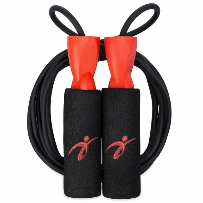Fitness Factor Adjustable Jump Rope Set