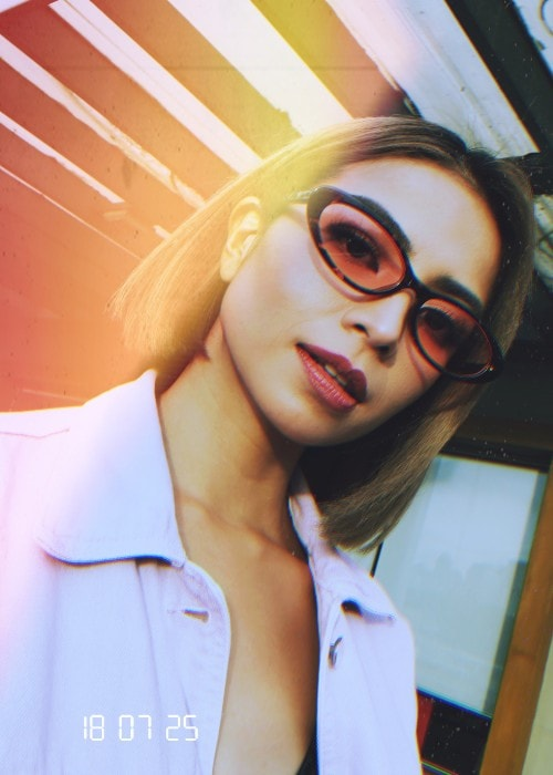 Glaiza de Castro as seen in July 2018