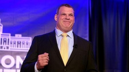 Kane (Glenn Jacobs) Height, Weight, Age, Body Statistics