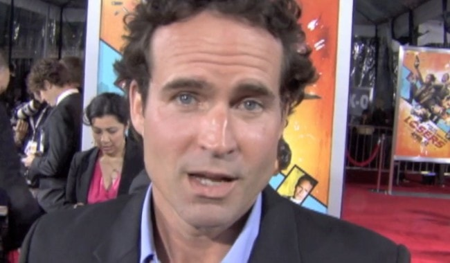 Jason Patric during an interview in 2010