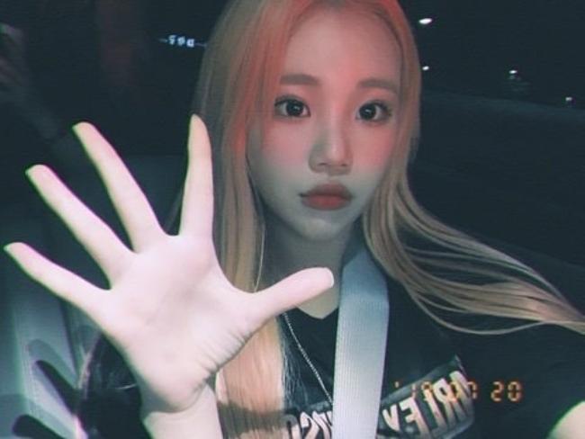 JooE as seen in a selfie in July 2019
