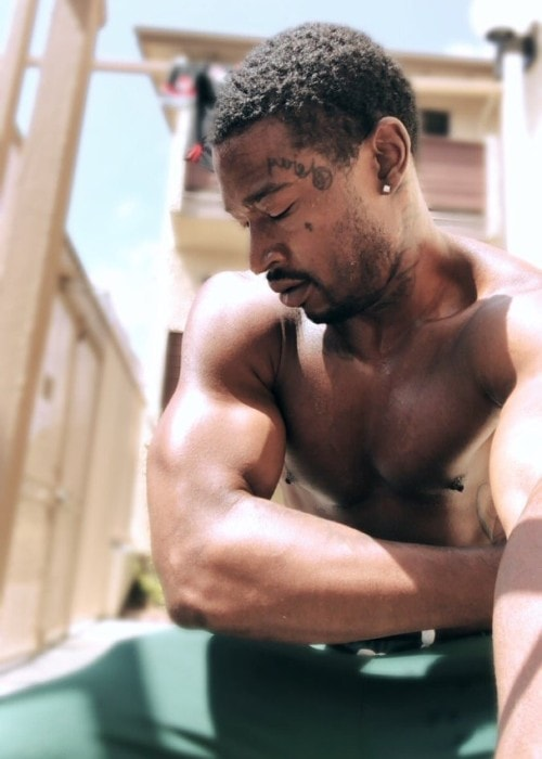 Kevin McCall as seen in August 2019