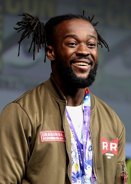Kofi Kingston as seen in July 2018