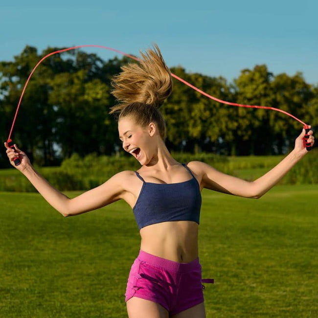 Limm Jump Rope Workout