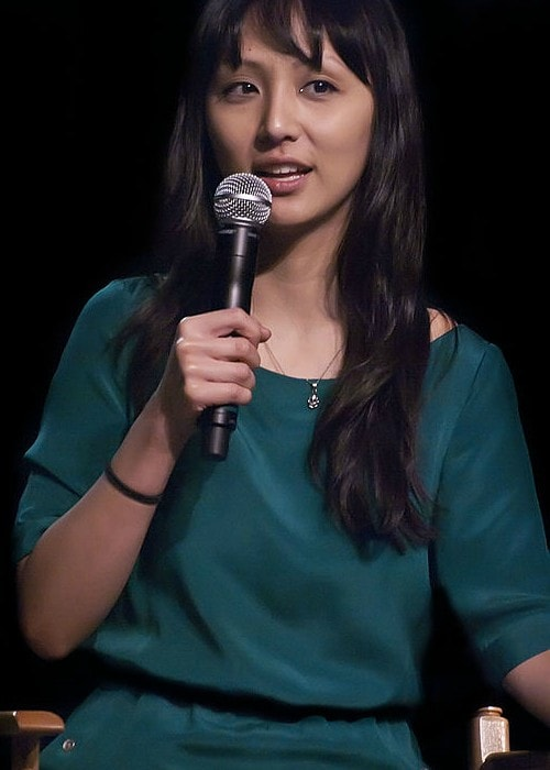 Linda Park at the Star Trek Convention in August 2009