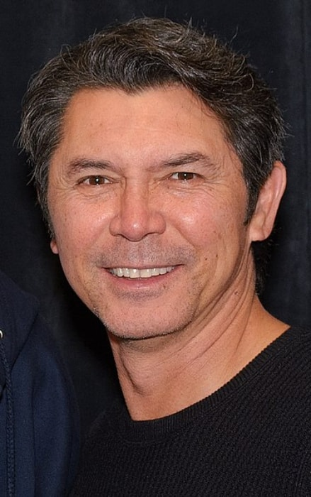 Lou Diamond Phillips as seen at the Chiller Theatre Expo at the Hilton Parsippany Hotel in Parsippany, in October 2017