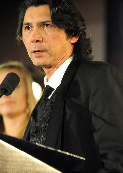 Lou Diamond Phillips as seen at the USO Gala in March 2013