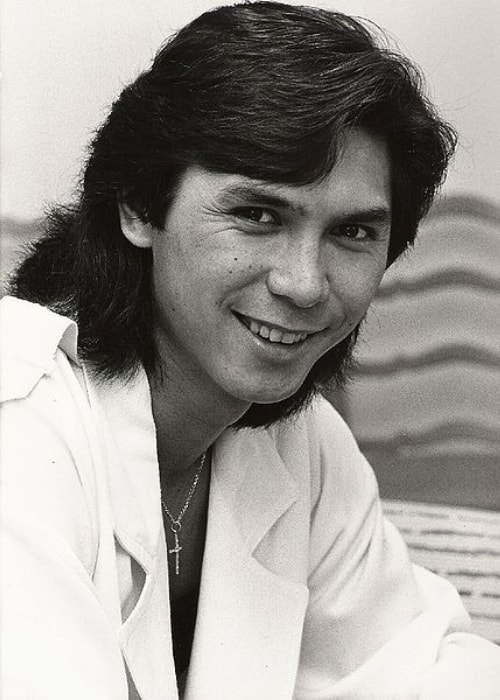 Lou Diamond Phillips as seen in August 1987