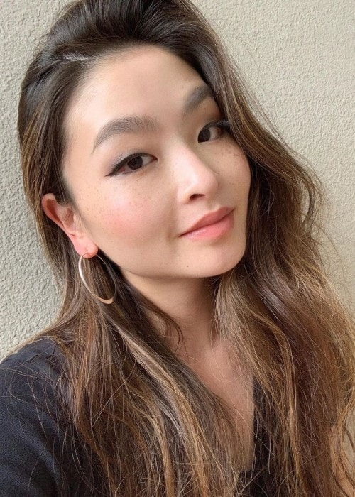 Maia Shibutani as seen in June 2019