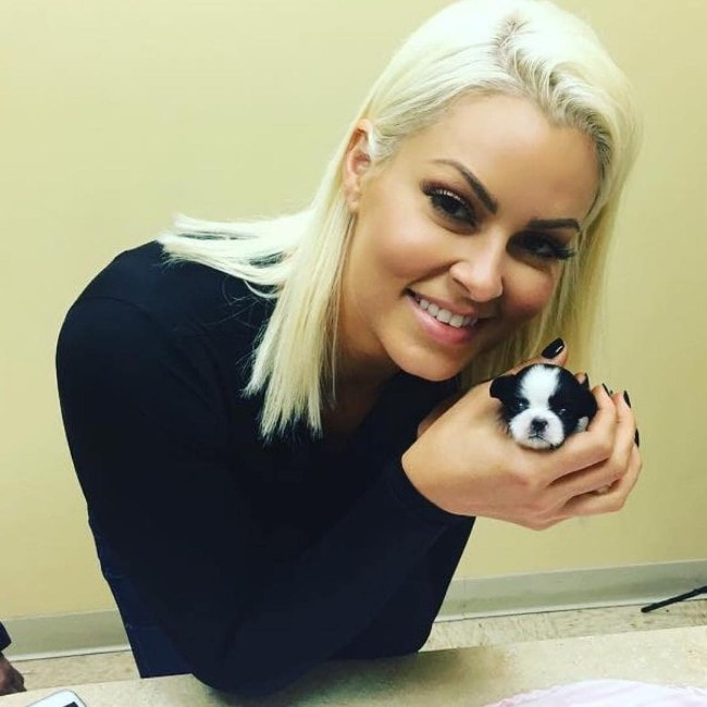 Maryse Ouellet as seen in January 2019