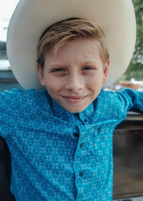 Mason Ramsey as seen in September 2018