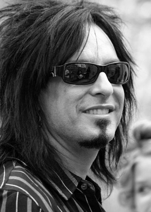 Nikki Sixx as seen in September 2007