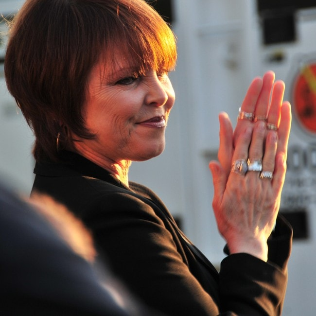 Pat Benatar as seen in July 2011