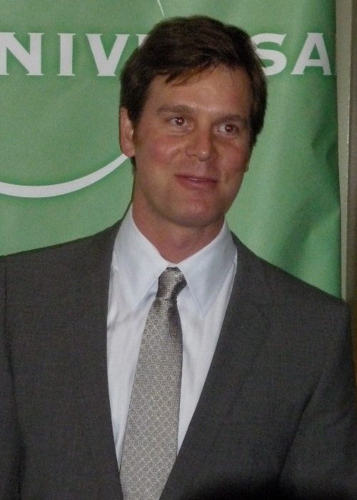 Peter Krause as seen in a picture taken in February 2008