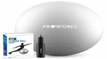 Proworks Exercise Ball Review