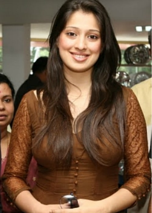 Raai Laxmi as seen in a picture taken July 2011