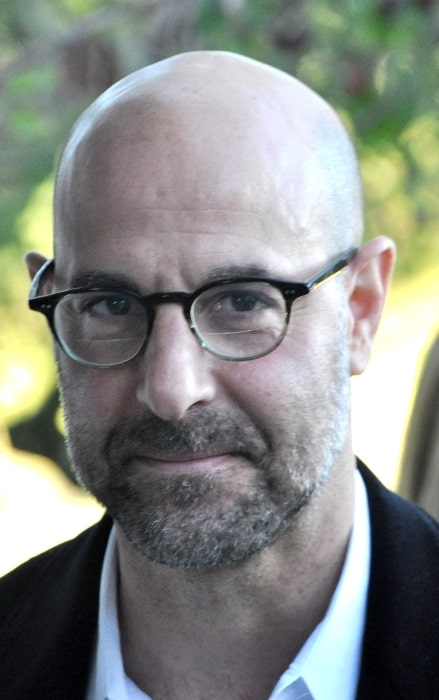 Stanley Tucci as seen while attending the 18th Annual Hamptons International Film Festival Chairman's Reception at Stuart Suna's home in East Hampton, New York, United States in October 2010