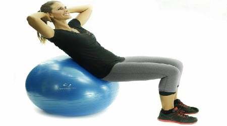 Starwood Sports Exercise Ball Review