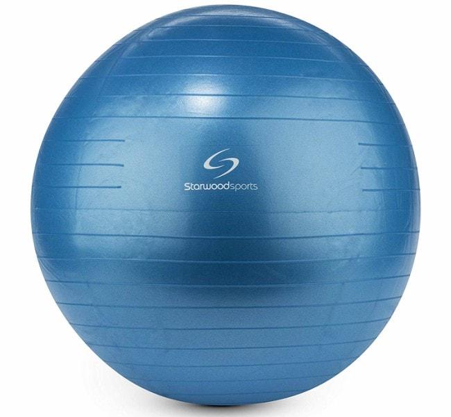 Starwood Sports Exercise Ball