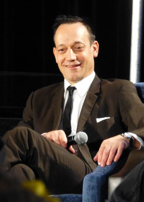 Ted Raimi as seen in a picture taken at the 2015 Wizard World Chicago