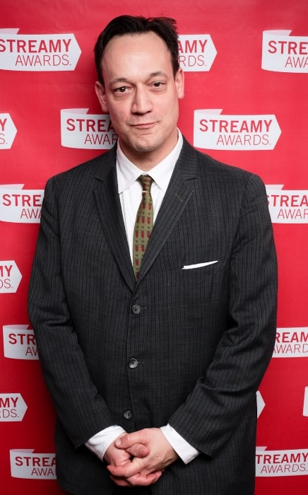 Ted Raimi as seen while posing for the camera at the 2010 Streamy Awards