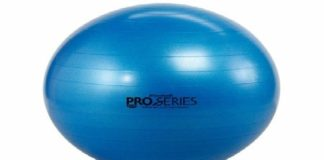 TheraBand Pro Series SCP Exercise Ball Review