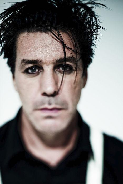 Till Lindemann's Portrait as seen in 2009