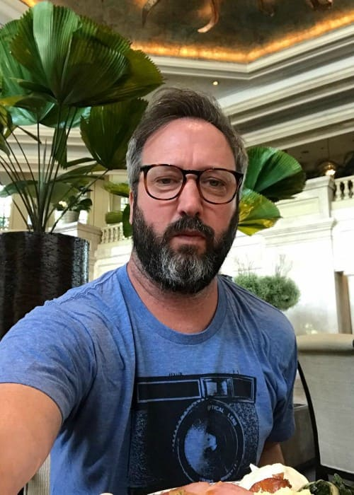 Tom Green as seen in April 2019