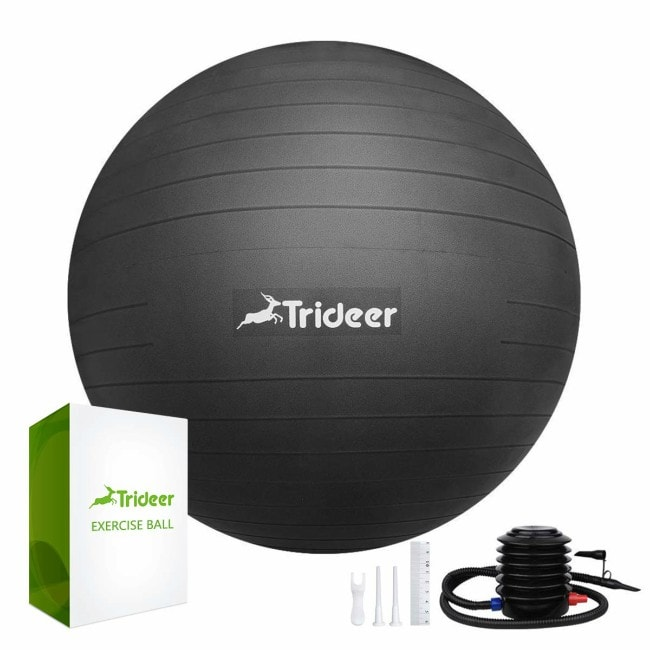 Trideer Exercise Ball Set