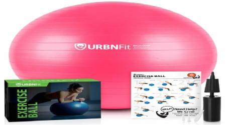URBNFit Exercise Gym Ball Review