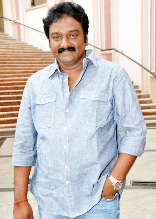 V. V. Vinayak as seen in a picture April 2016