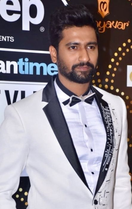Vicky Kaushal at the Hindustan Times India's Most Stylish Awards in 2019