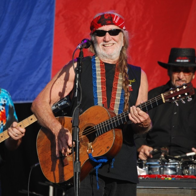 Willie Nelson as seen in August 2009