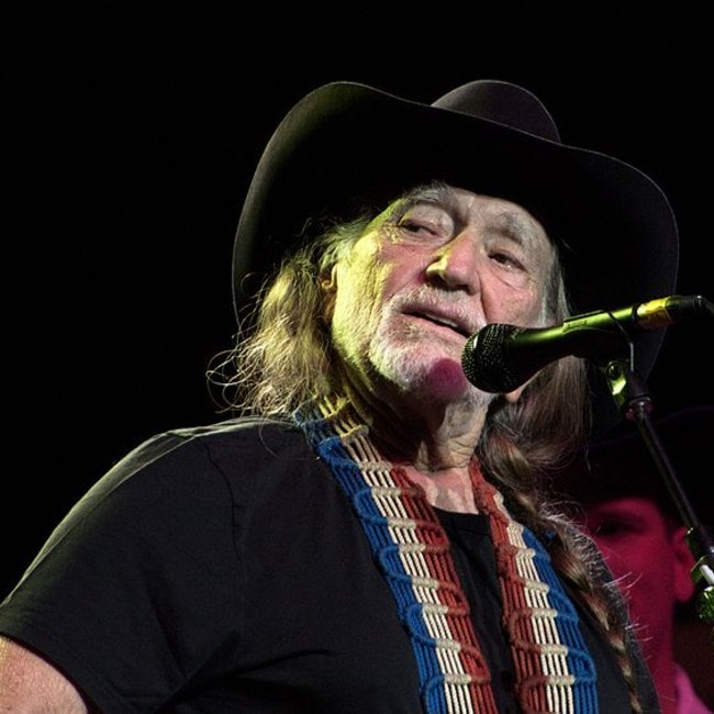 Willie Nelson as seen in February 2009