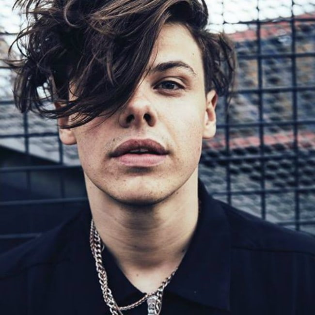 Yungblud as seen in January 2018