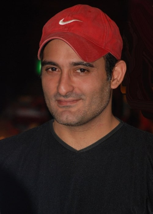 Akshaye Khanna as seen at the film Gandhi My Father preview at Inox in 2007